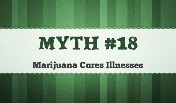 can marijuana cure illness