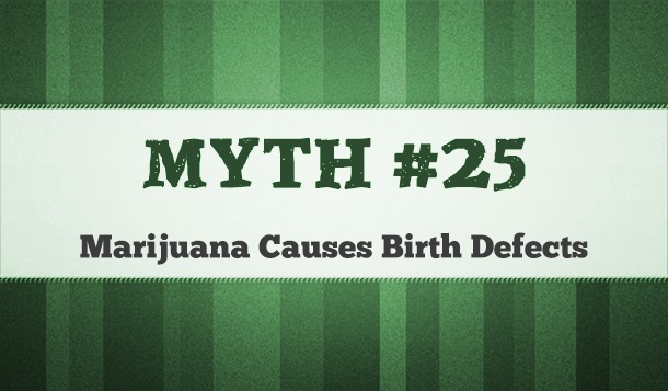 does marijuana cause birth defects