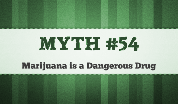 is marijuana a dangerous drug