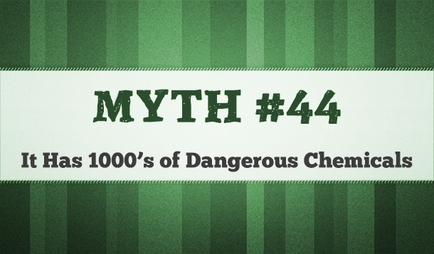 does marijuana have dangerous chemicals in it